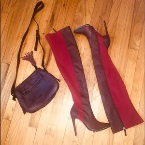 Shoes - Fall into maroon and burgundy 💕💕